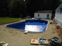 Day 1 - New Liner
