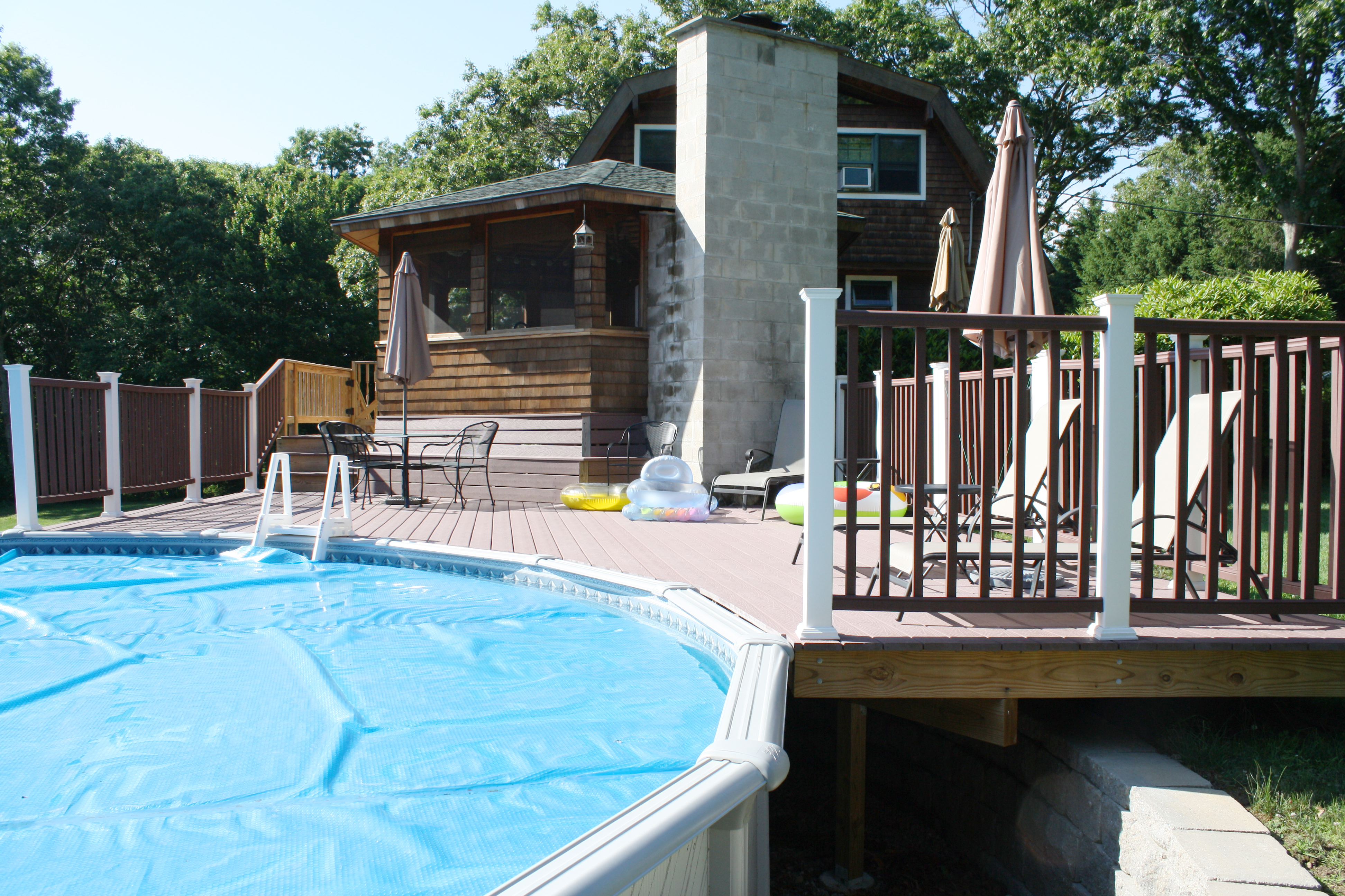 Spas Amp Pools Unlimited Inc Decks And Patios